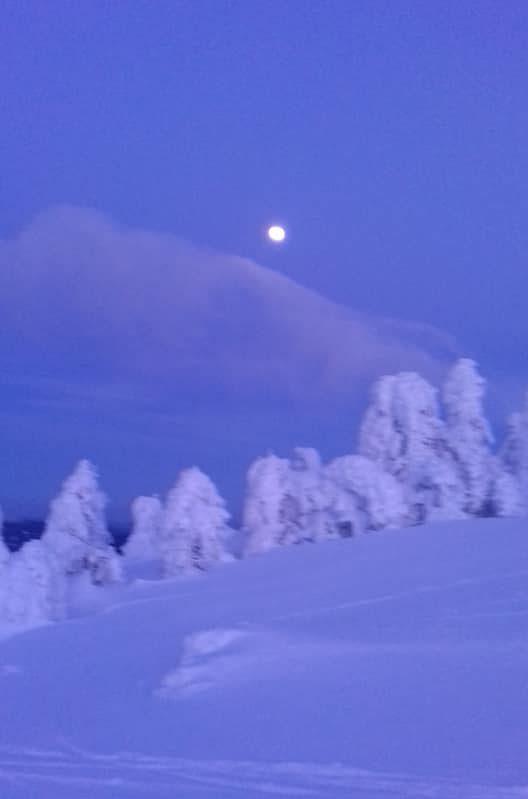 W drodze na Śnieżkę
