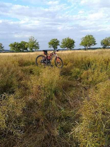 Po ziemi strzegomskiej na rowerze