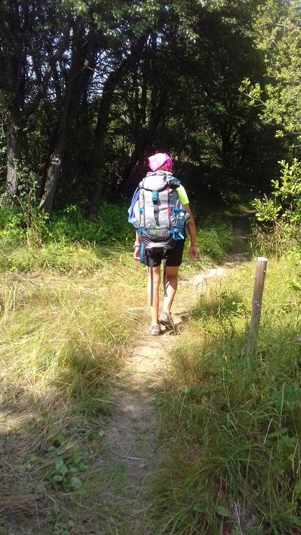 W Beskidzie Niskim – Główny Szlak Beskidzki