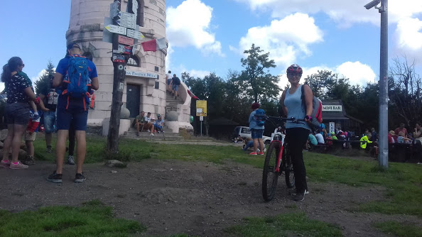 Na Wielką Sowę rowerem!