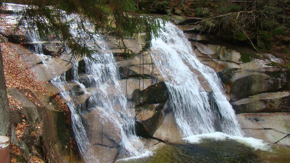 Nad Wodospadem Mumlawy – Karkonosze