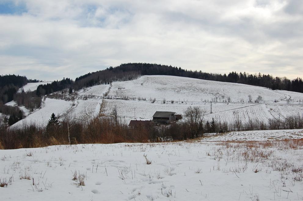 Mała wyrypa w Górach Bystrzyckich