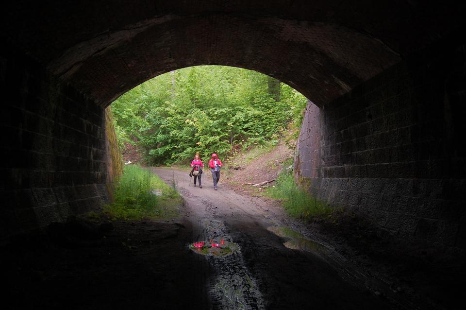 8 Tunel