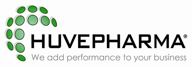 HUVEPHARMA_Logo & Slogan_Pantone scale – MALE