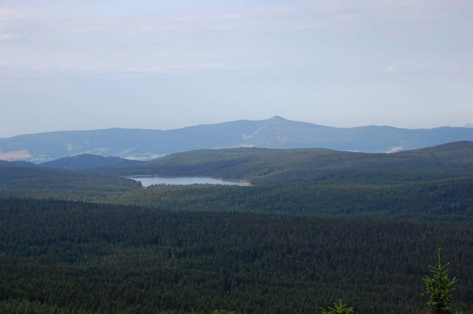 Widok z Holubnika
