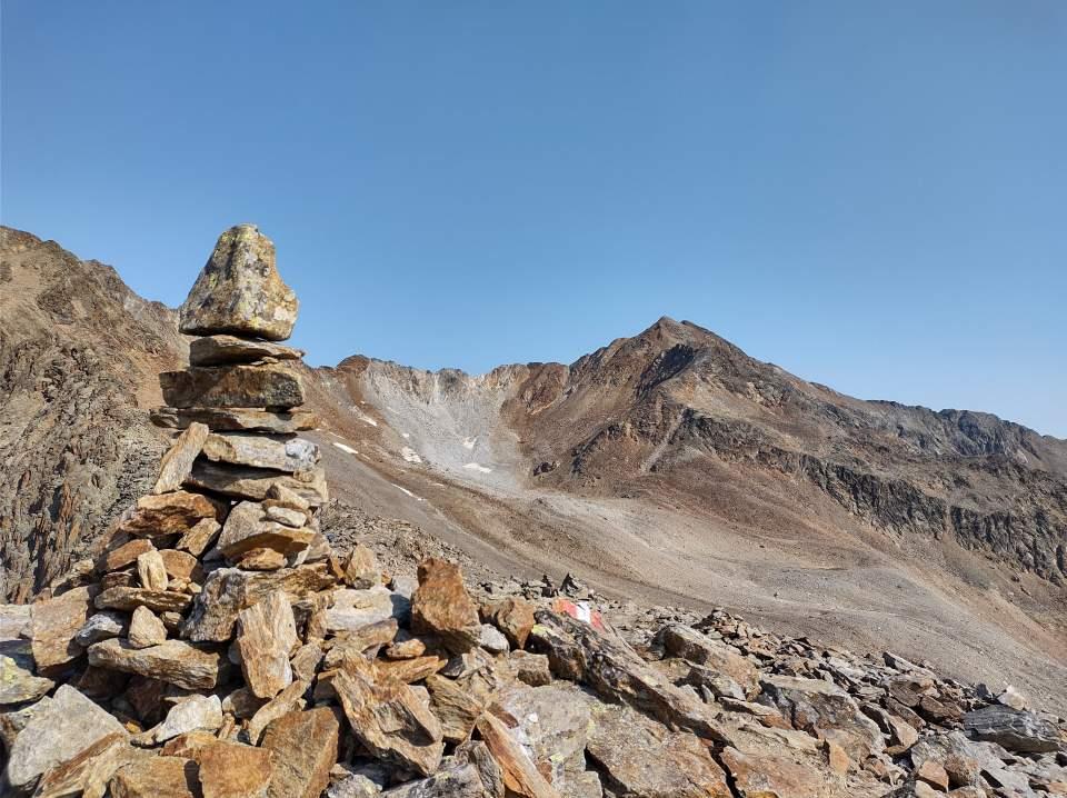 Wildes Mannle (3023 m n.p.m.)