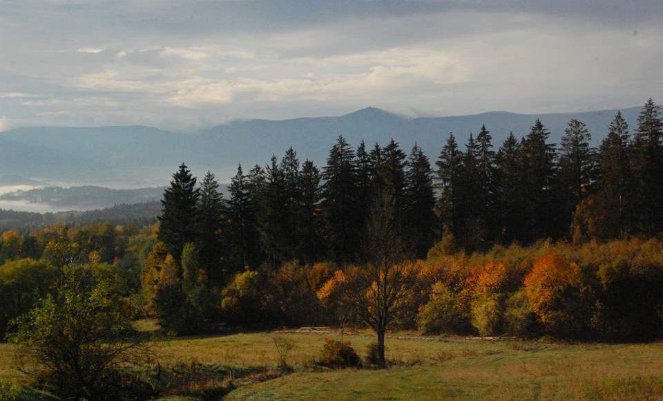 Jesienny szlak w Górach Kaczawskich