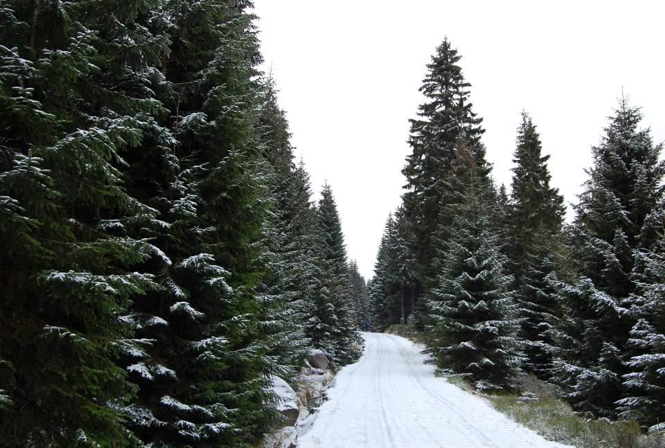 003 Karkonosze – początek zimy