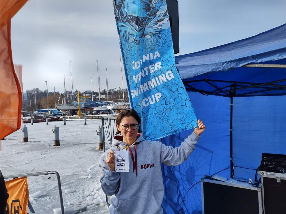 Logowe pływanie w Bałtyku - GWSC 2021