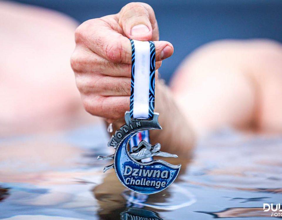 Dziwna Challenge - Open Water Winter Swimming fot. Jacek Dulny http://www.dulnyfoto.pl/